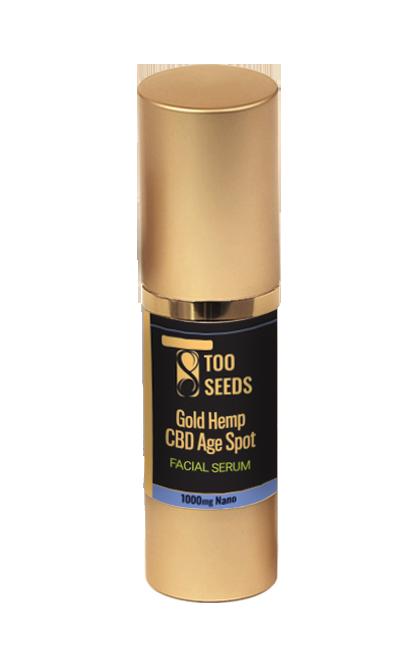 cbd age spot serum